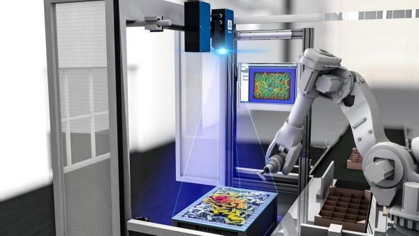 ShapeDrive 3D Sensors
