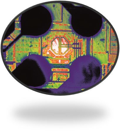 swir microscopy semiconductors