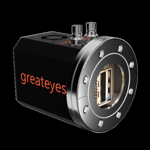 XUV Spectroscopy CCD camera