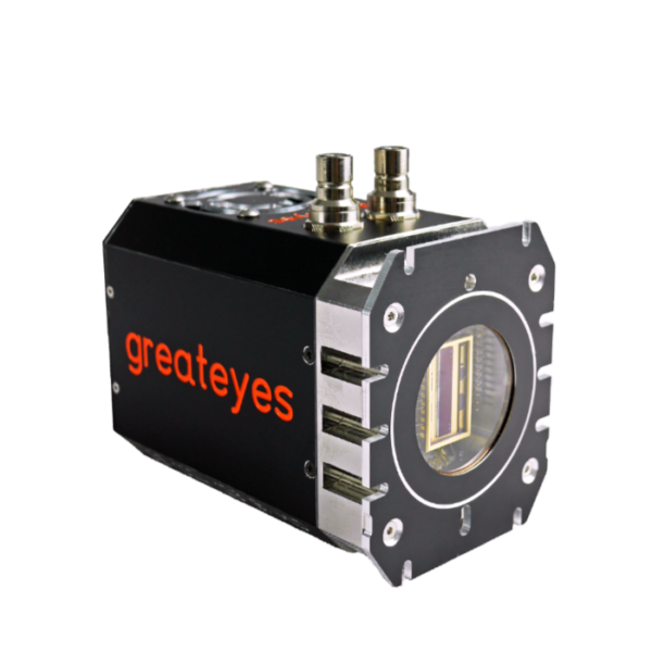 ELSE Spetroscopy CCD Camera